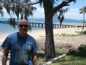 Justin Livingston - elegant retiree and international traveller