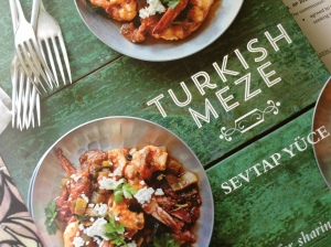 Turkish Meze by Sevtap Yuce