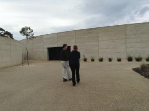 Entrance to Port Phillip Estate
