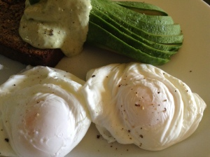 Primal Pantry poached eggs